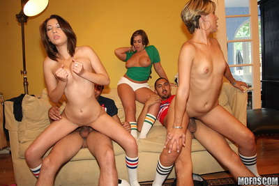 Hot sex party
